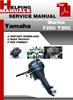 Thumbnail Yamaha Marine F25C T25C Service Repair Manual Download