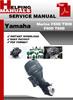 Thumbnail Yamaha Marine F50 T50 F60 T60 Service Repair Manual Download