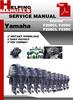 Thumbnail Yamaha Marine F200CL F200C F225CL F225C Service Repair Manual Download