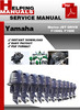 Thumbnail Yamaha Marine JET DRIVE F150CL F150C Service Repair Manual Download