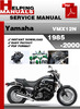 Thumbnail Yamaha VMX12N 1985-2000 Service Repair Manual Download