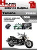 Thumbnail Yamaha XVS650 1996-2000 Service Repair Manual Download