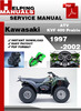 Thumbnail Kawasaki KVF 400 Prairie 1997-2002 Service Repair Manual Download