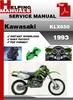 Thumbnail Kawasaki KLX650 1993 Service Repair Manual Download