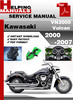 Thumbnail Kawasaki VN2000 Vulcan 2000-2007 Service Repair Manual Donwload