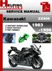 Thumbnail Kawasaki ZX900 1983-1999 Service Repair Manual Download