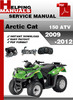 Thumbnail Arctic Cat 150 ATV 2009-2012 Service Repair Manual Download