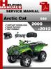 Thumbnail Arctic Cat 550 ATV 2000-2012 Service Repair Manual Download