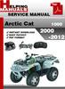 Thumbnail Arctic Cat 1000 ATV 2000-2012 Service Repair Manual Download