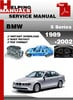 Thumbnail BMW 5 Series 1989-2002 Service Repair Manual Download