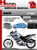 Thumbnail BMW F 650 2000-2010 Service Repair Manual Download