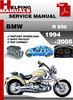 Thumbnail BMW R 850 1994-2005 Service Repair Manual Download