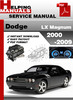 Thumbnail Dodge LX Magnum 2000-2009 Service Repair Manual Download