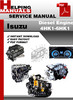 Thumbnail Isuzu Diesel Engine 4HK1-6HK1 Service Repair Manual Download