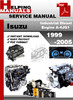 Thumbnail Isuzu Industrial Diesel Engine A-4JG1 1999-2005 Service Repair Manual Download