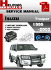Thumbnail Isuzu Trooper 1999-2002 Service Repair Manual Download