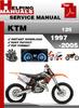 Thumbnail KTM 125 1997-2005 Service Repair Manual Download