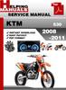 Thumbnail KTM 530 2008-2011 Service Repair Manual Download