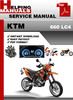 Thumbnail KTM 660 LC4 Service Repair Manual Download