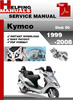 Thumbnail Kymco Bet&win B&W 50 1999-2008 Service Repair Manual Download