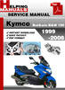 Thumbnail Kymco Bet&win B&W 150 1999-2008 Service Repair Manual Downlod