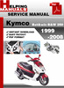 Thumbnail Kymco Bet&win B&W 250 1999-2008 Service Repair Manual Downlod
