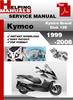 Thumbnail Kymco Grand Dink 125 1999-2008 Service Repair Manual Download