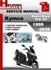 Thumbnail Kymco Grand Dink 150 1999-2008 Service Repair Manual Download