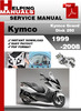 Thumbnail Kymco Grand Dink 250 1999-2008 Service Repair Manual Download