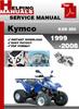 Thumbnail Kymco KXR 250 1999-2008 Service Repair Manual Download