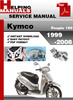 Thumbnail Kymco People 150 1999-2008 Service Repair Manual Download