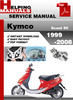 Thumbnail Kymco Scout 50 1999-2008 Service Repair Manual Download