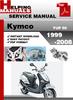 Thumbnail Kymco YUP 50 1999-2008 Service Repair Manual Download