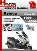 Thumbnail Kymco Xciting 500 1999-2008 Service Repair Manual Download