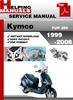 Thumbnail Kymco YUP 250 1999-2008 Service Repair Manual Download