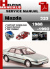 Thumbnail Mazda 323 1988-1992 Service Repair Manual Download