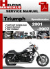 Thumbnail Triumph Speedmaster 2001-2007 Service Repair Manual Download