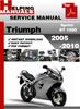 Thumbnail Triumph Sprint ST 1050 2005-2010 Service Repair Manual Download