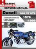 Thumbnail Ducati 860 GT GTS 1976-1999 Service Repair Manual Download