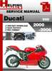 Thumbnail Ducati 999 2000-2006 Service Repair Manual Download