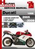 Thumbnail Ducati 1098 2005-2009 Service Repair Manual Download