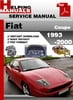 Thumbnail Fiat Coupe 1993-2000 Service Repair Manual Download