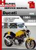 Thumbnail Ducati 900 1991-2002 Service Repair Manual Download