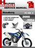 Thumbnail Husaberg FC 450 -4 2000-2004 Service Repair Manual Download