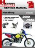 Thumbnail Husaberg FE 550 2000-2004 Service Repair Manual Download