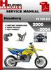 Thumbnail Husaberg FE 650 E-6 2000-2004 Service Repair Manual Download