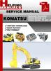 Thumbnail Komatsu Hydraulic Excavator PC600 8PC600 LC-8 PC800 K50001 PC 800 LC-K Service Repair Manual Download