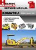 Thumbnail Komatsu PC25-1 Serial 1001 and up Shop Service Repair Manual Download