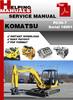 Thumbnail Komatsu PC30-7 Serial 18001 and up Shop Service Repair Manual Download