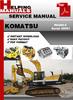 Thumbnail Komatsu PC200-5 Serial 45001 and up Shop Service Repair Manual Download